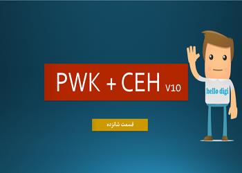 اموزش دوره CEH v10 + pwk - قسمت شانزده