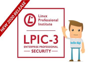 دانلود دوره جامع LPIC-3 Exam 303 Security